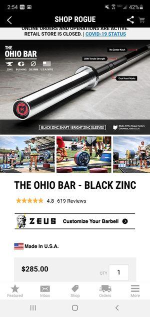 Rogue Ohio Bar - NOT BONEYARD! for Sale in Las Vegas, NV