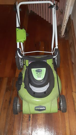 Craftsman 140cc ..... and ...greenworks 12A 3in 1 for Sale in Milton, MA