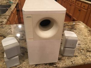 Bose Home Audio System - Bass and speakers $50 for Sale in Cypress, CA