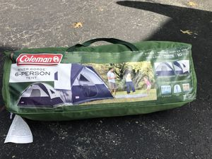 Coleman 6 person Tent for Sale in Rockville, MD