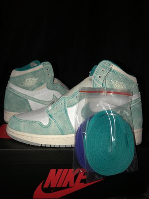 "Air Jordan 1 Retro High OG ""Turbo Green"" size 4.5 BRAND NEW $250 for Sale in Takoma Park, MD"