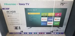 75 inch 4k smart for Sale in Chino Hills, CA