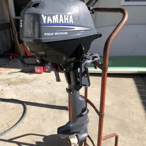 Yamah 2.5 hp 4-Stroke Outboard Motor for Sale in Tustin, CA
