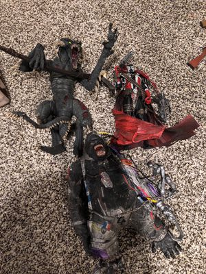 Spawn action figures for Sale in Sterling, VA