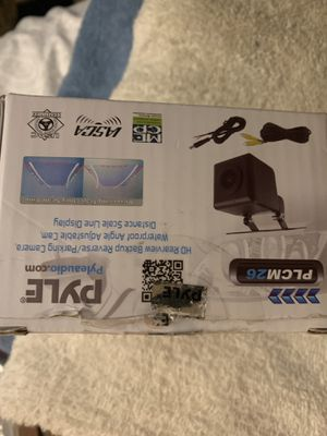 HD back up video camera for Sale in Tampa, FL