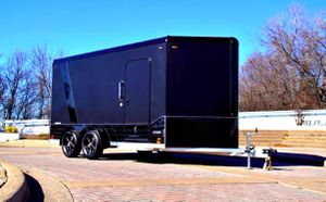 Price$1000 CARGO Trailer Black for Sale in Long Beach, CA