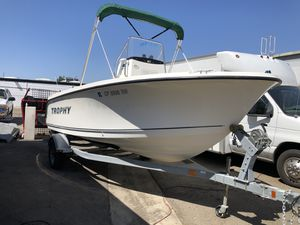 2009 Trophy center console boat for Sale in Santa Ana, CA