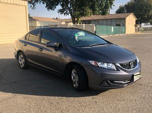 2015 Honda Civic for Sale in Fresno, CA