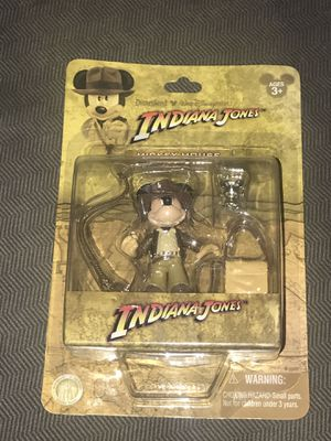 Disney collectible Mickey Mouse as Indiana Jones figure for Sale in Mount Prospect, IL