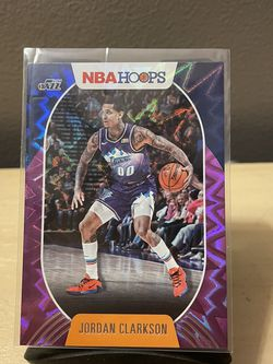 Nba Hoops Jordan Clarkson for Sale in Montebello,  CA