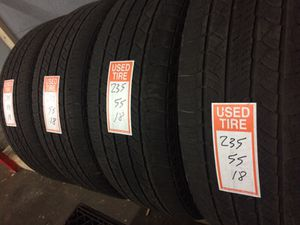 Set of four tires. for Sale in Flint, MI