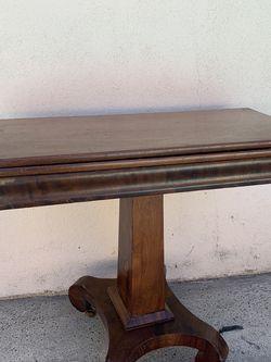 Game Table Vintage Antique for Sale in La Puente,  CA
