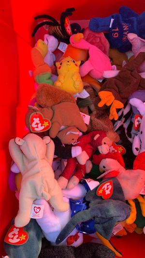Beanie babies for Sale in Chino, CA