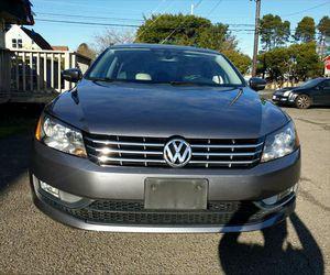 2014 Volkswagen Passat for Sale in Tacoma, WA
