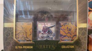 Pokemon cards hidden fates for Sale in Ontario, CA