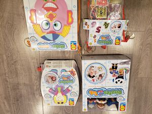 Bath toys for kids, 4 sets!! for Sale in Brea, CA