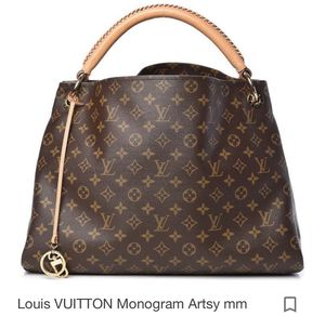 Authentic Louis Vuitton Artsy bag for Sale in Dallas, TX