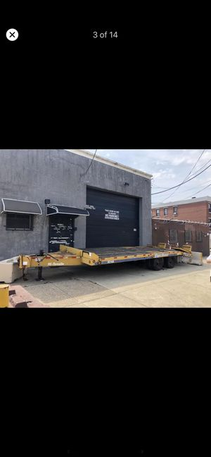 Eagle beaver tag trailer for Sale in Philadelphia, PA