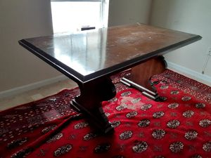 Antique big table. 67in x 34in for Sale in Rockville, MD