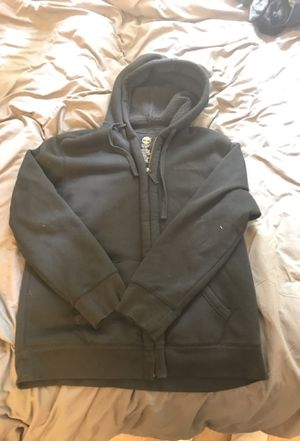 Timberland Black Zip Hoodie - XL for Sale in Los Angeles, CA