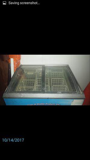 Novelty Ice cream freezer for Sale in Philadelphia, PA