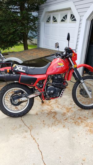 1983 Honda XL600R (Street Legal-FOR TRADE) for Sale in Bel Air, MD
