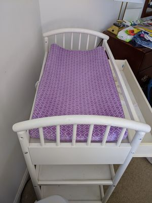 Changing table and Mattress for Sale in Arlington, VA