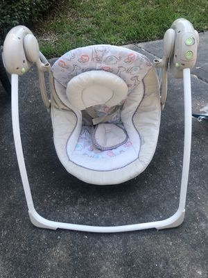 Baby swing for Sale in Humble, TX