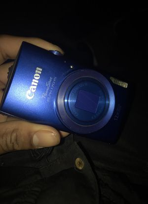 Canon 170 IS Blue for Sale in Washington, DC