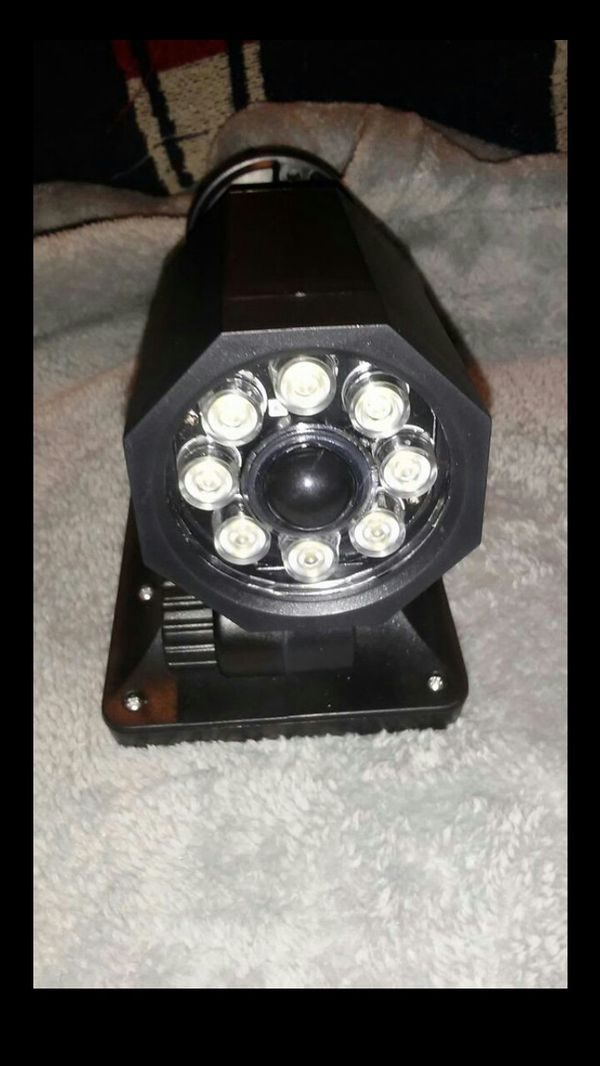 Bellhowell. Solar power motion activated spotlight brand new not in the box