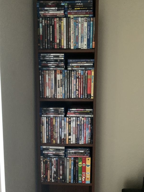 Movies/TV Shows Lot