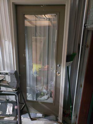 2/8 lefthand in swing entry door for Sale in San Antonio, TX