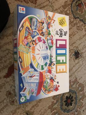 Life Board Game for Sale in Herndon, VA