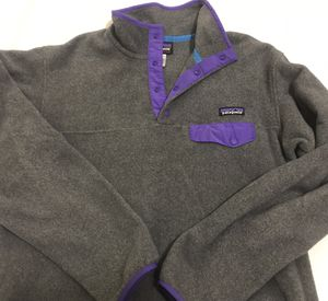 Patagonia Synchilla Gray Pullover for Sale in Southlake, TX