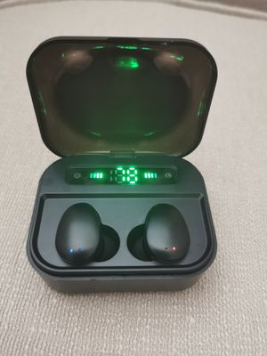 Bluetooth Earphone 8D Stereo Sport Wireless Earbuds headset Mini Earphones Waterproof Headphone for Sale in Rowland Heights, CA