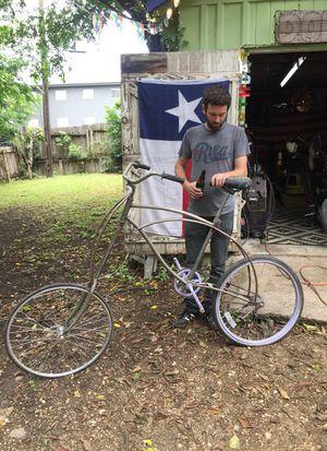 Tall bike but single frame tall bike woooh for Sale in Austin, TX