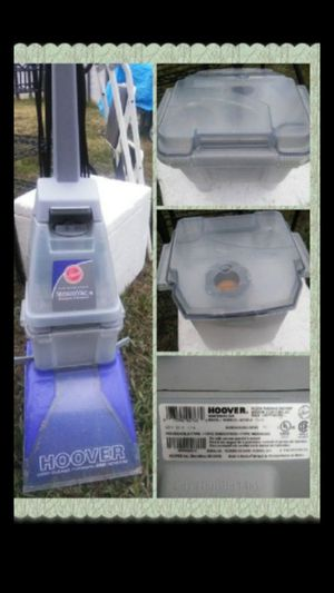 Hoover Shampooer Replacement Bottom Part Extractor Recovery Tank Hoover Model# F5808 for Sale in Humble, TX