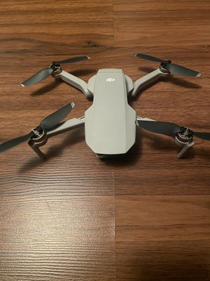 DJI MAVIC MINI DRONE. FLY MORE COMBO WITH EXTRAS!! (LIKE NEW) for Sale in Tamarac, FL
