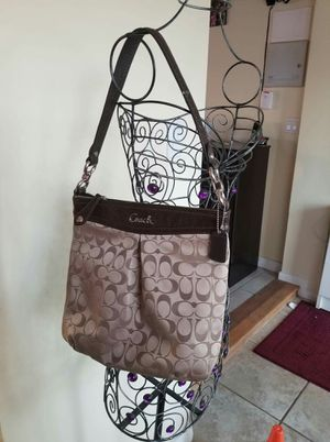 Authentic COACH purse for Sale in Lincoln Acres, CA