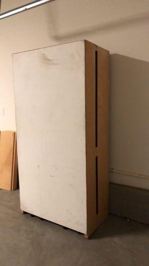 Cabinet with adjustable shelves for Sale in Vista, CA