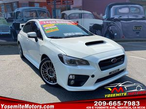 2016 Subaru WRX STI for Sale in Manteca, CA