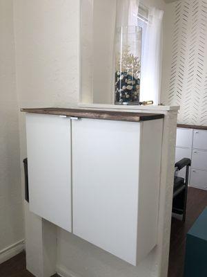 """(3) LILLÅNGEN Wall cabinet, white, 15 3/4x8 1/4x25 1/4 """" for Sale in Scottsdale, AZ"""
