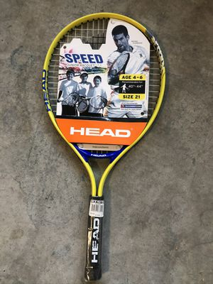 Kids ages 4-6 Tennis racket for Sale in San Diego, CA