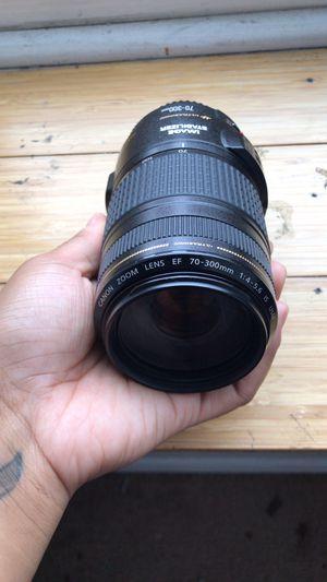 Canon Camera Lens for Sale in Philadelphia, PA