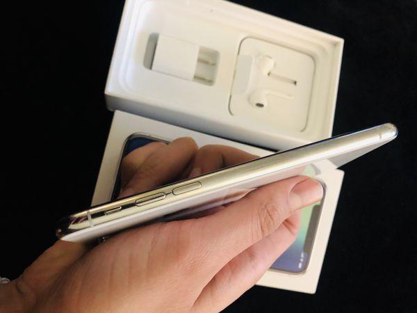 Iphone x 256gb factory unlocked