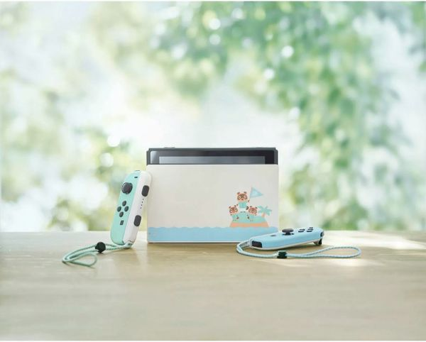 Animal Crossing Nintendo Switch Console -32gb