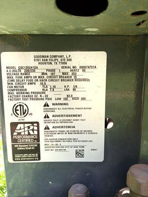 2 ton 13 seer r22 AC unit... for Sale in Arlington, TX