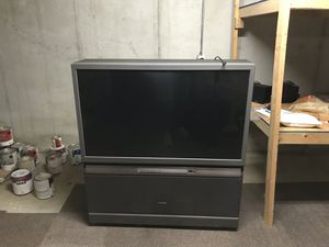 "50"" tube tv for Sale in Lathrop, MO"