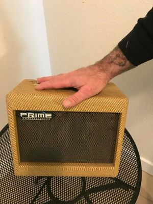Older prime practice amp 10wat I think. for Sale in Tacoma, WA
