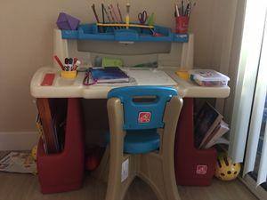 Step2 activity desk for Sale in Pleasanton, CA